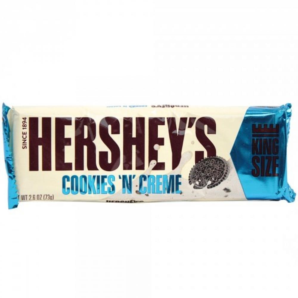 Hersheys Cookies N Creme 73g