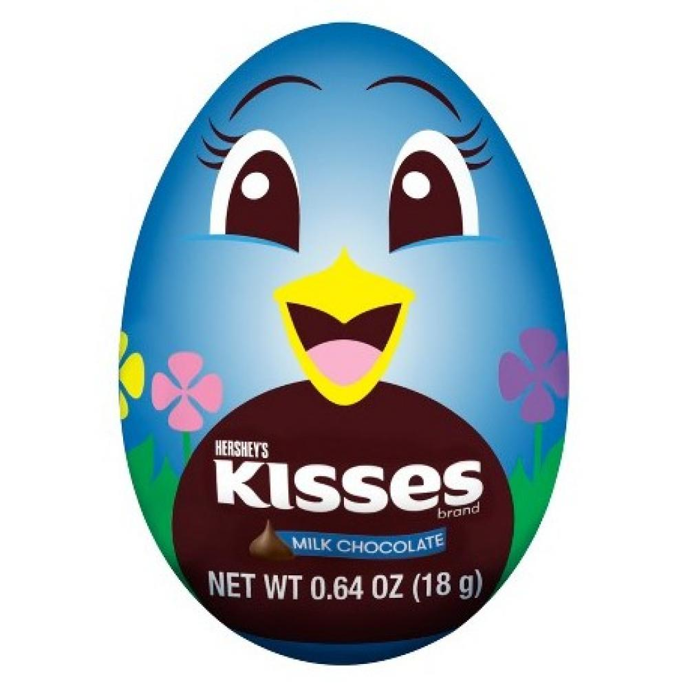 Hersheys Kisses Milk Chocolate 18g