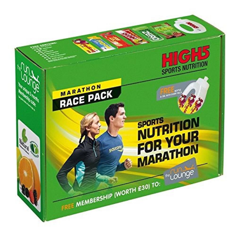 High 5 Sports Nutrition Marathon Race Pack Mix