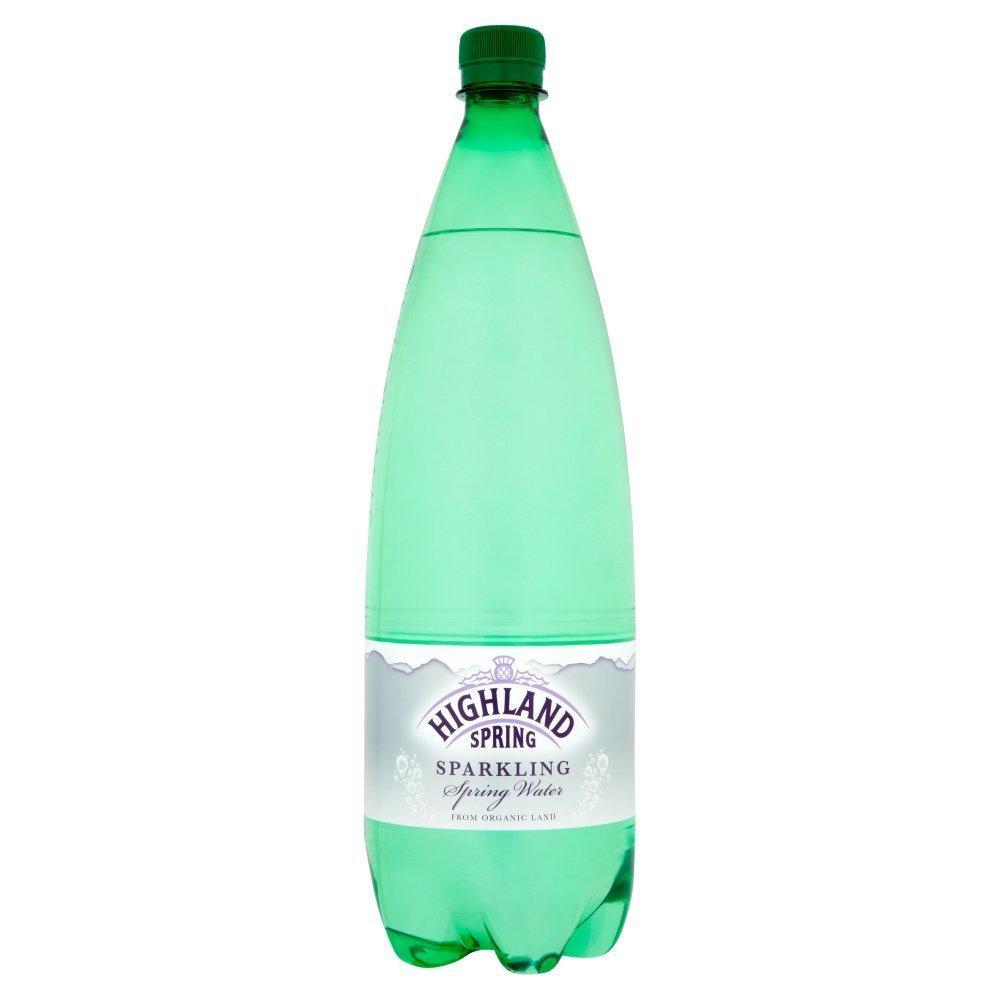 Highland Spring Sparkling Spring Water 1.5l