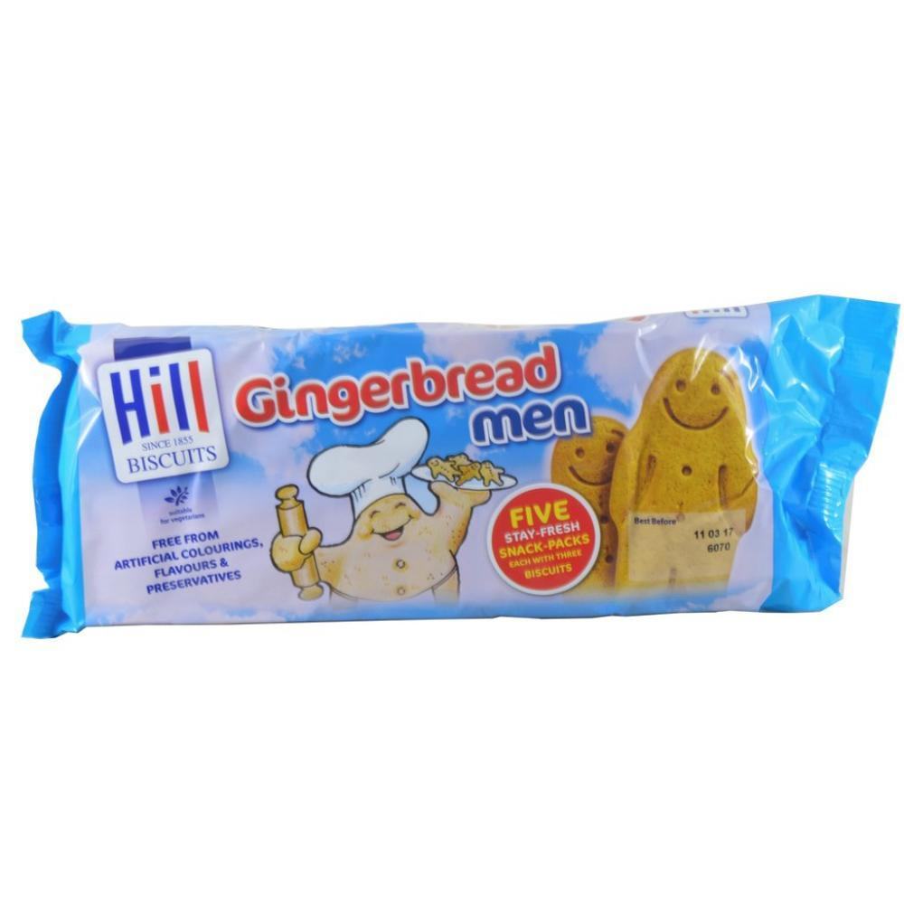 Hill Biscuits Gingerbread Biscuits 150g