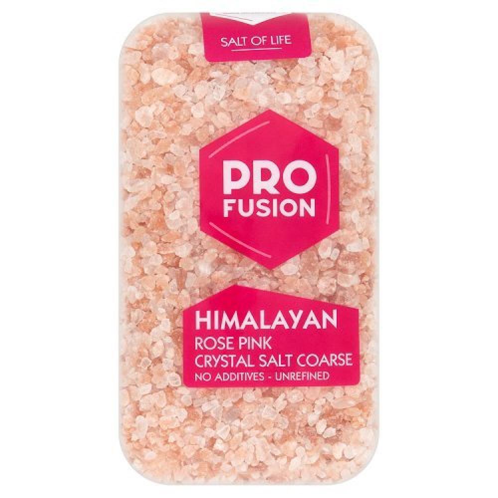 Pro Fusion Himalayan Rose Salt Coarse 500 g