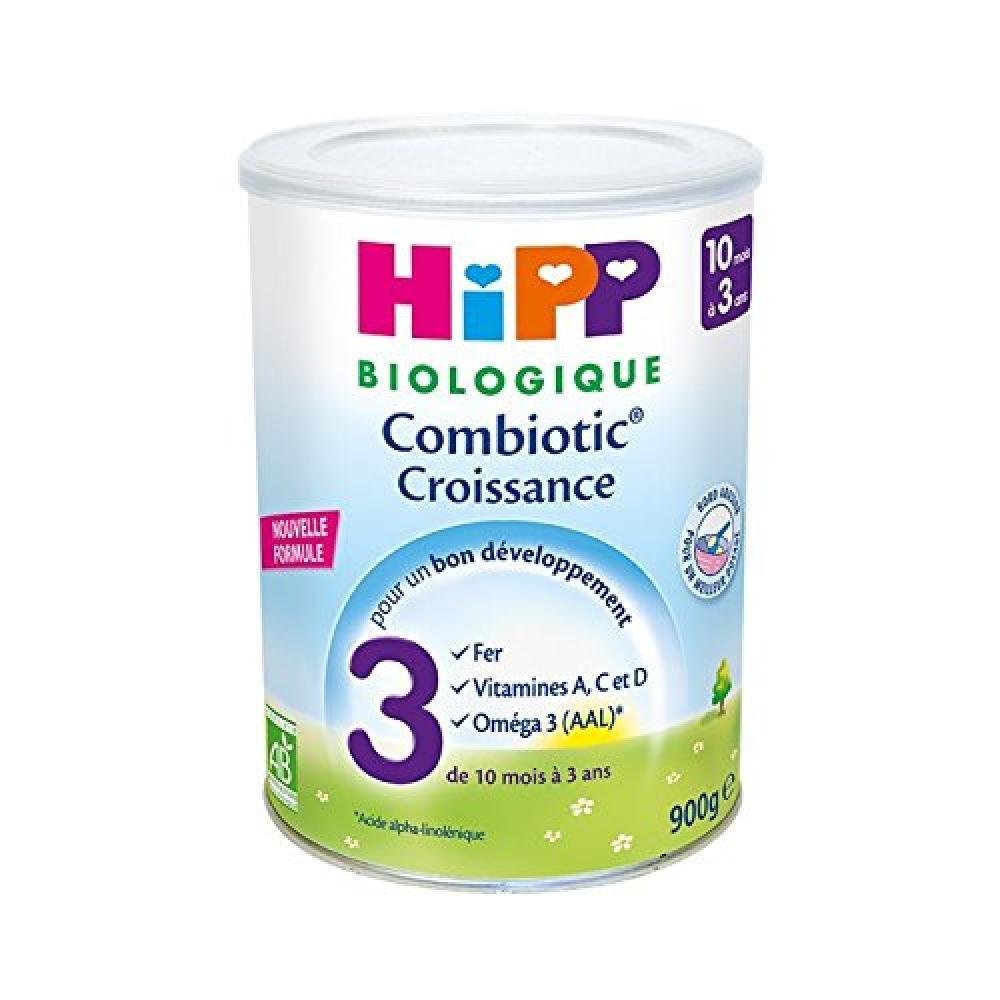 Hipp 3 Lait Combiotic Croissance 900g