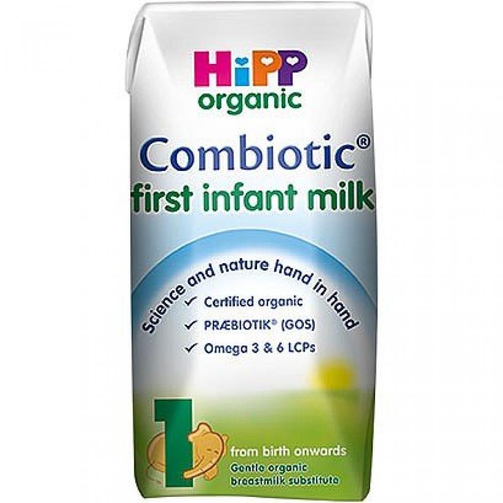 HiPP Organic 1 Infant Milk Ready-to-feed 200ml