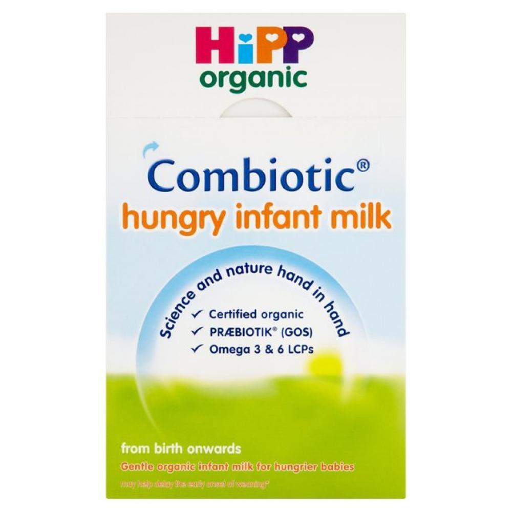 Hipp Organic Combiotic Hungry Infant Milk 800g