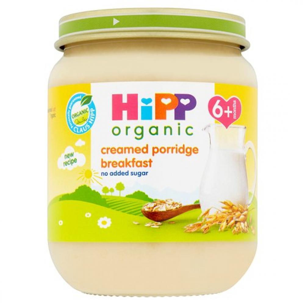 Hipp Organic Creamed Porridge Breakfast 125g