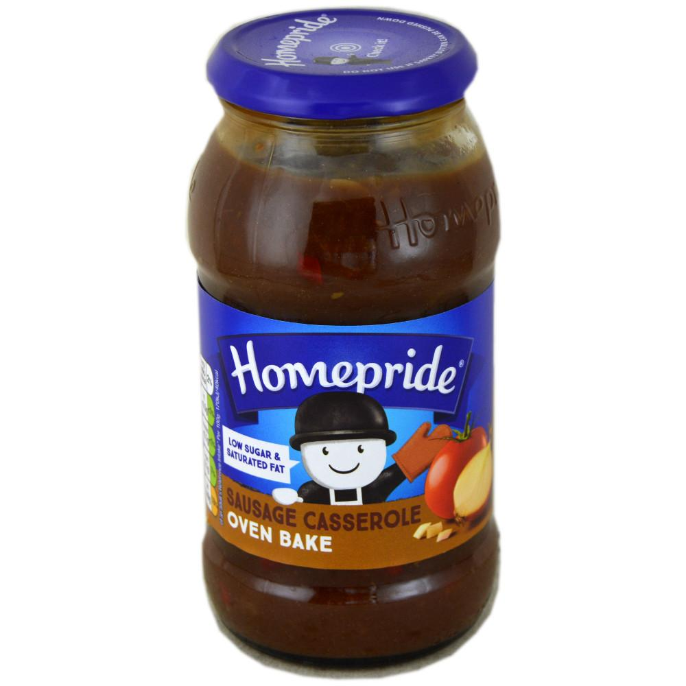 Homepride Sausage Casserole Cooking Sauce 485g