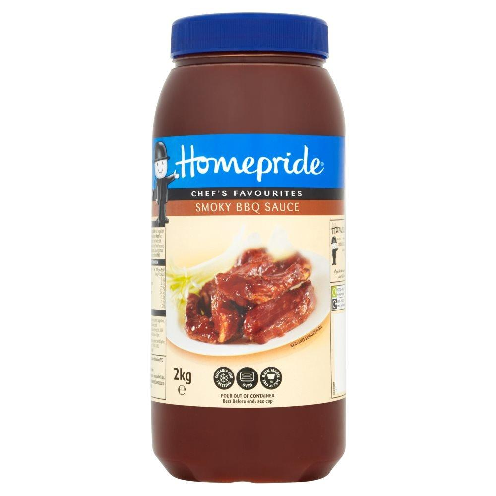 Homepride Smoky BBQ Sauce 2kg