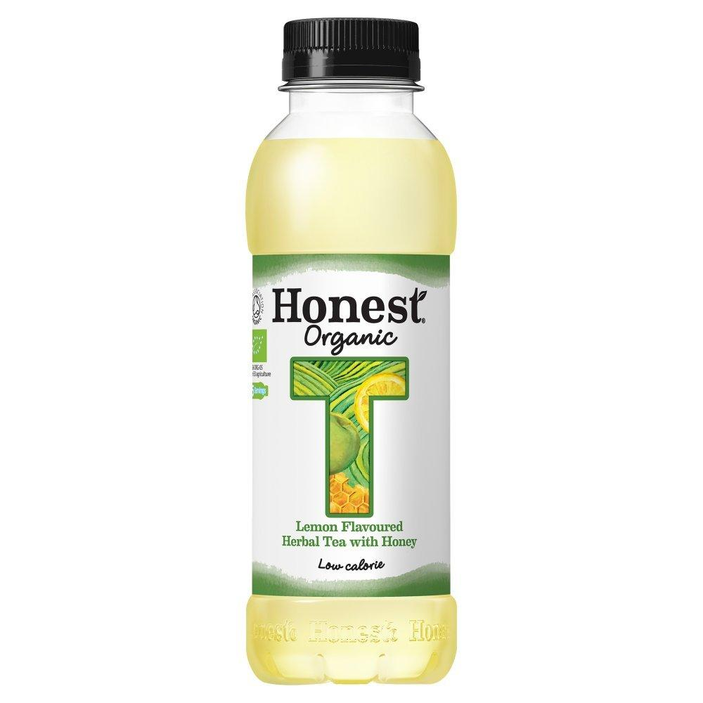 Honest T Lemon and Honey Tea 375ml