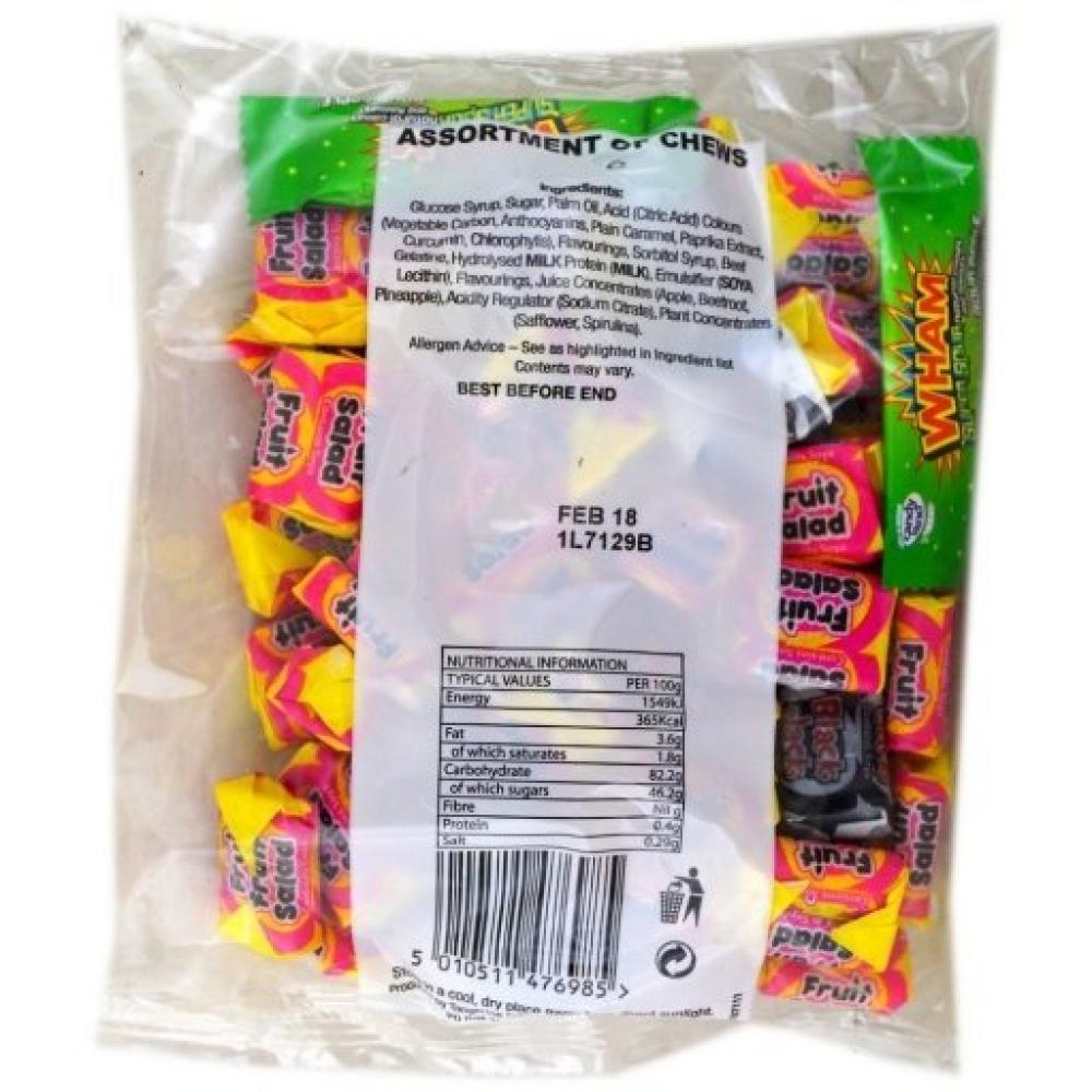 House Of Candy Assorted Chews 325g
