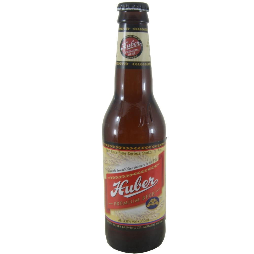Huber Premium Beer 330ml