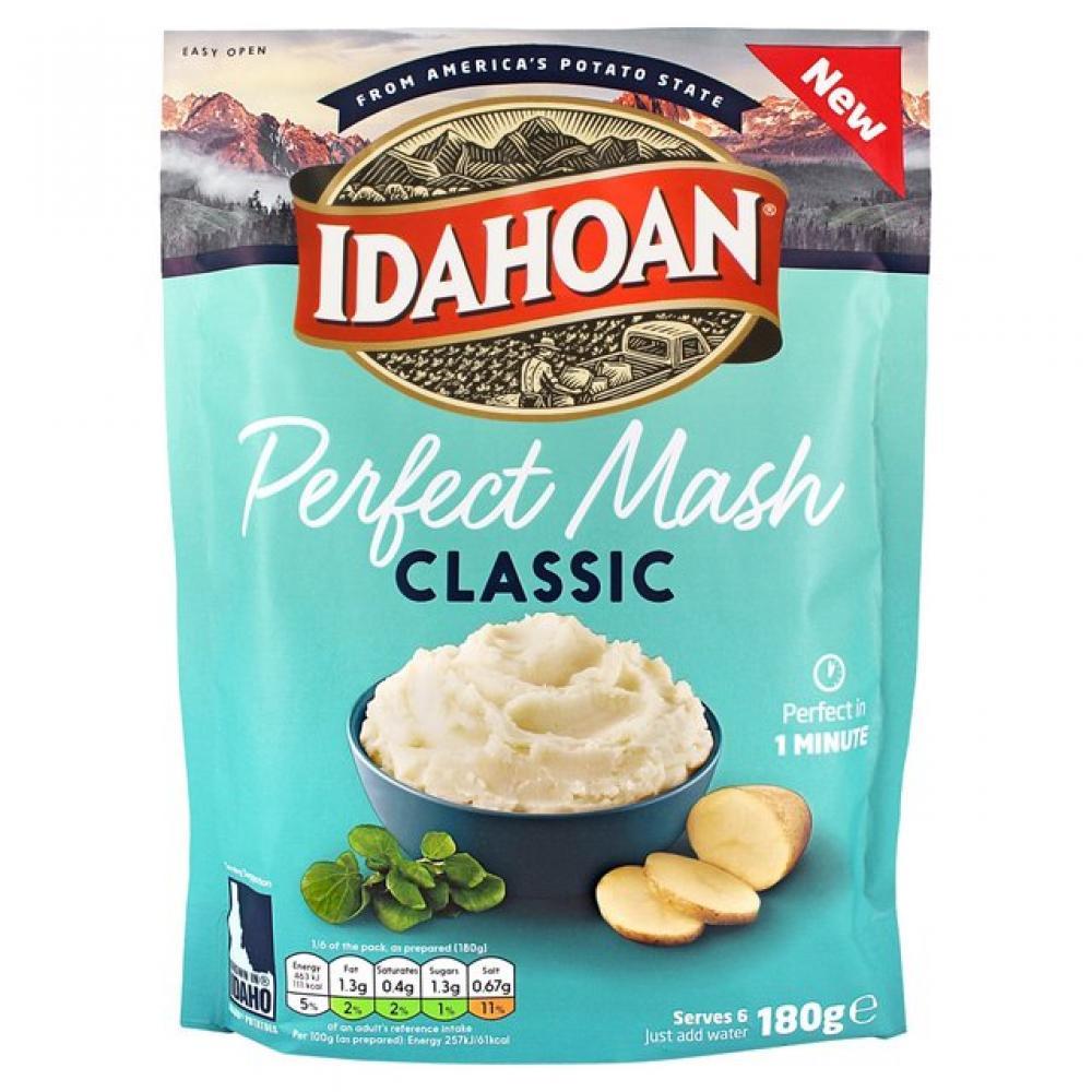 Idahoan Classic Potato Mash 180g