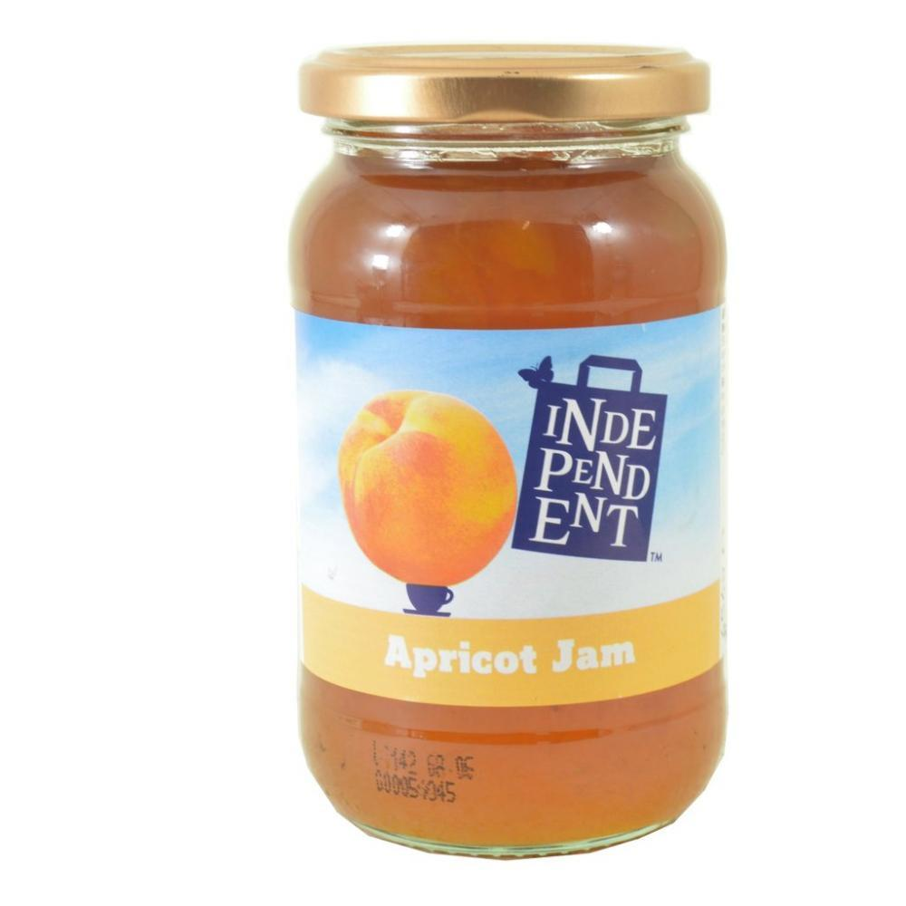 Independent Apricot Jam 454g