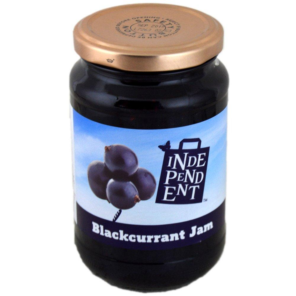 Independent Blackcurrant Jam 454g