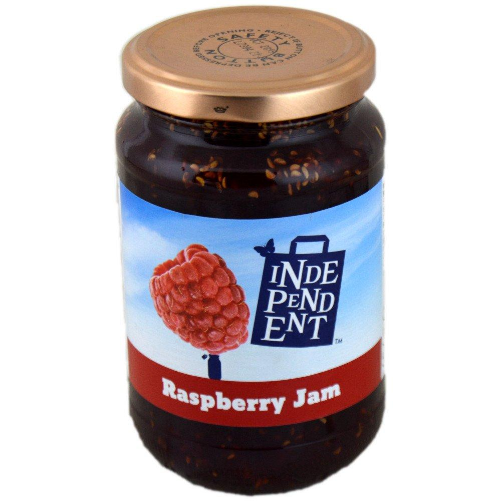 Independent Raspberry Jam 454g