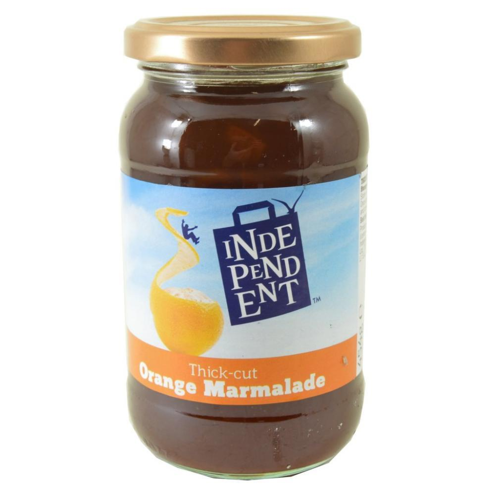 Independent Thick Cut Orange Marmalade 454g