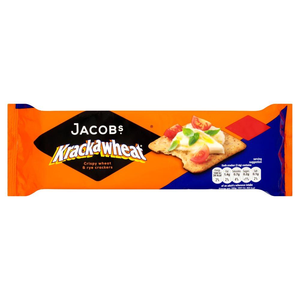 Jacobs Krackawheat 200g