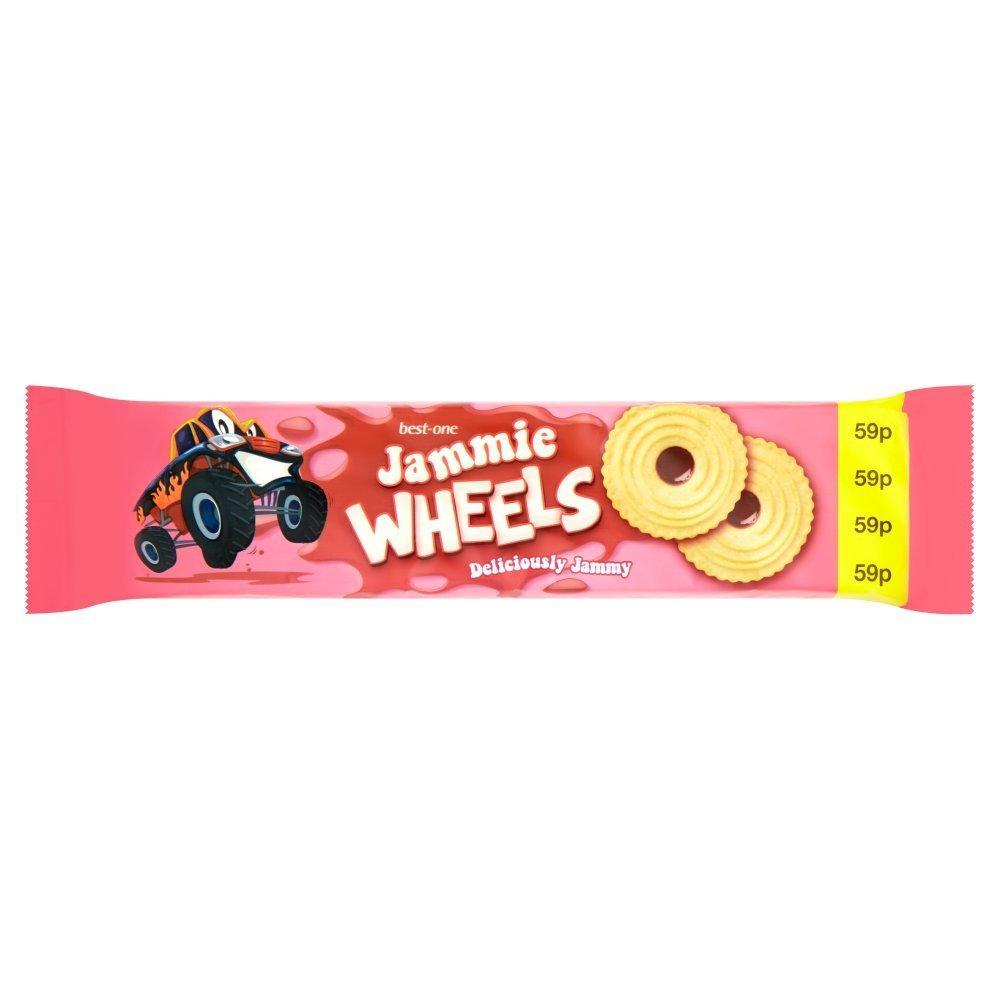 Jammie Wheels 140g