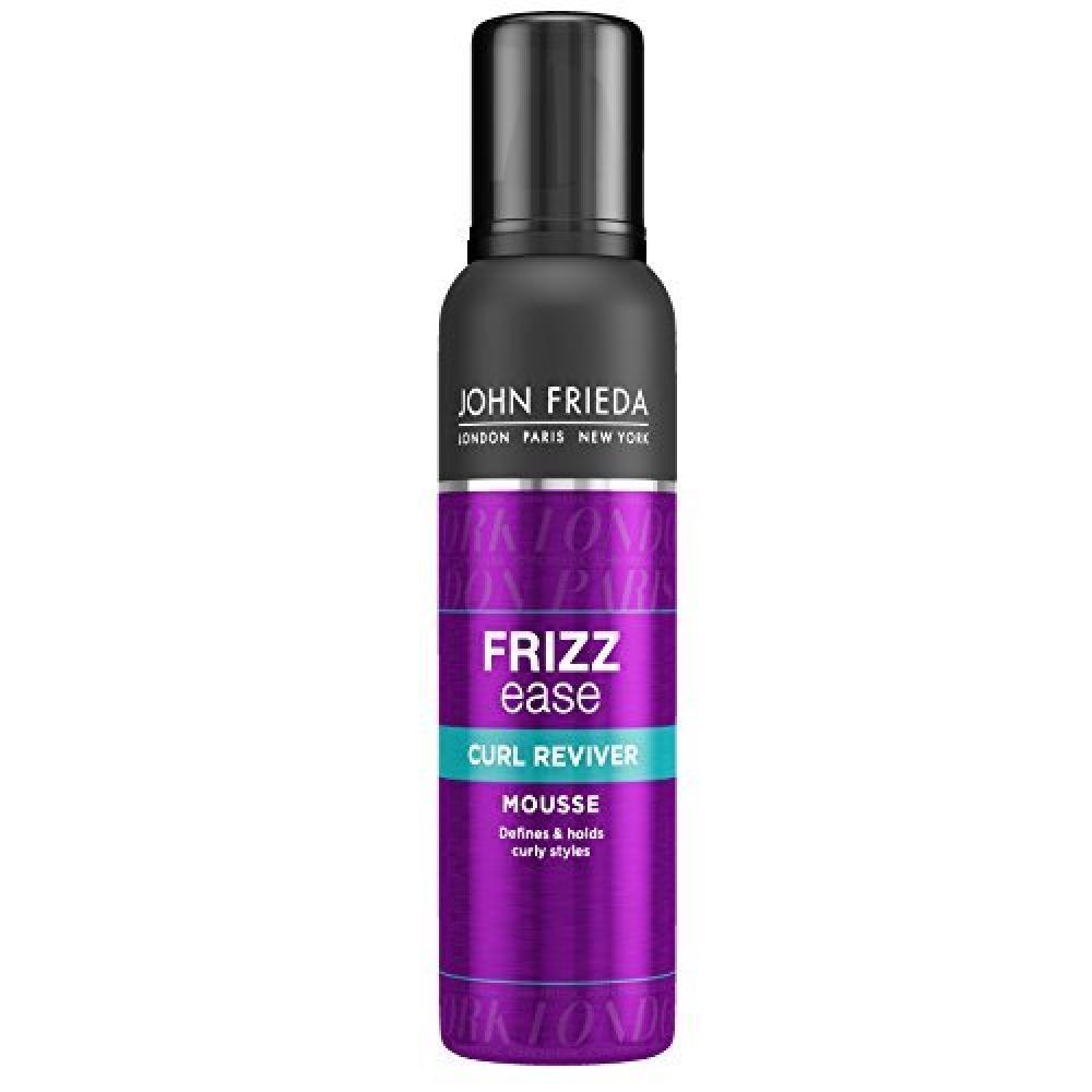 John Frieda Frizz Ease Curl Reviving Mousse 200ml