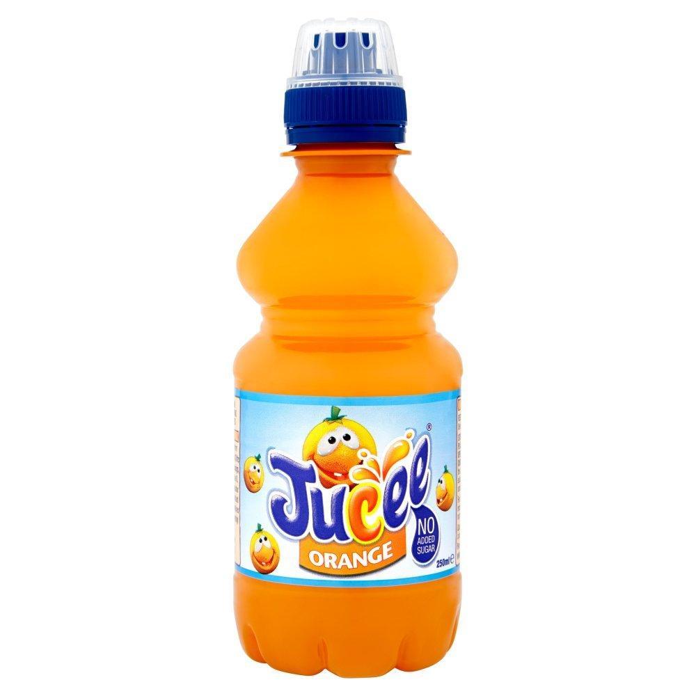 Jucee Orange Juice Drink 250ml