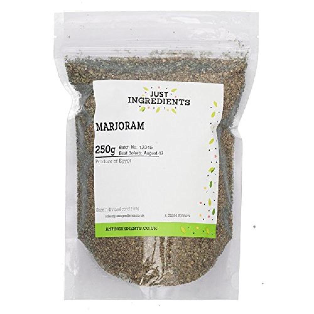 JustIngredients Essential Marjoram Loose 250g