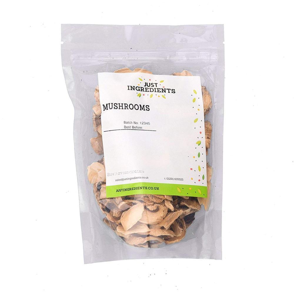 JustIngredients Premier Mushrooms 250g
