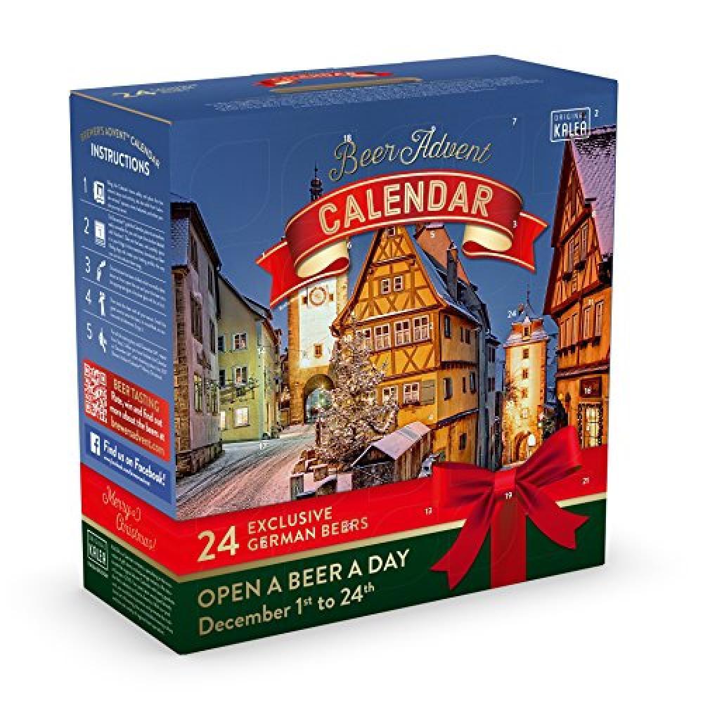 Kalea Beer Advent Calendar 24x500ml