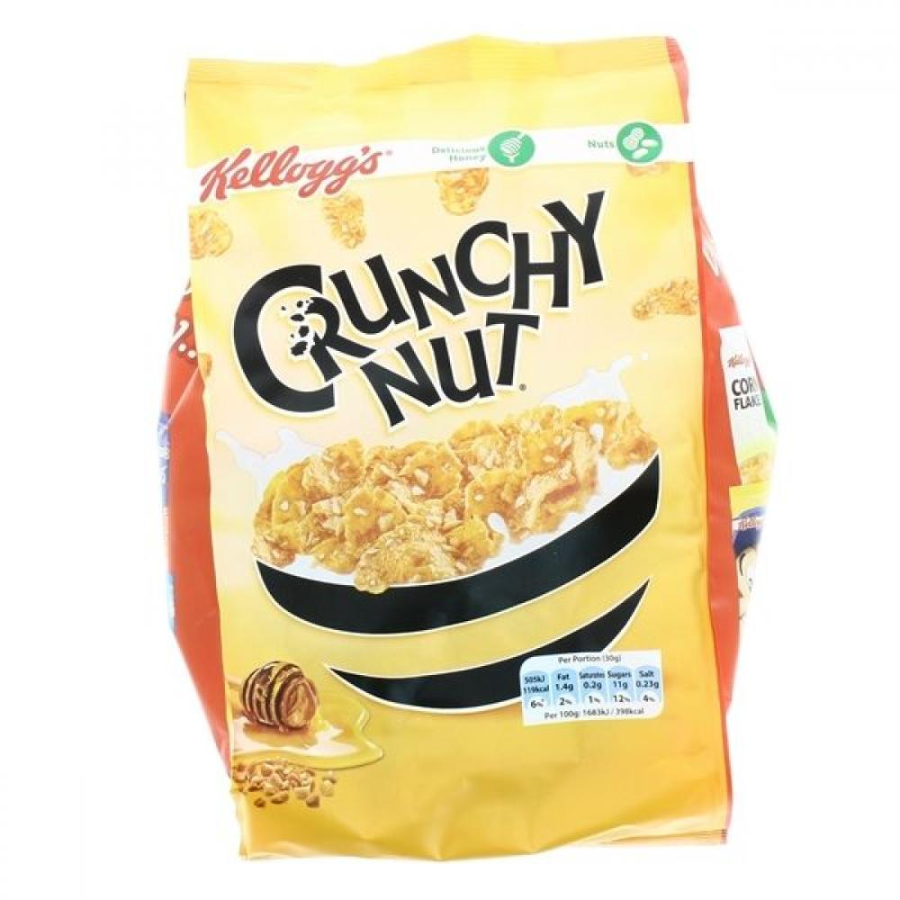 Kelloggs Crunchy Nut 210g
