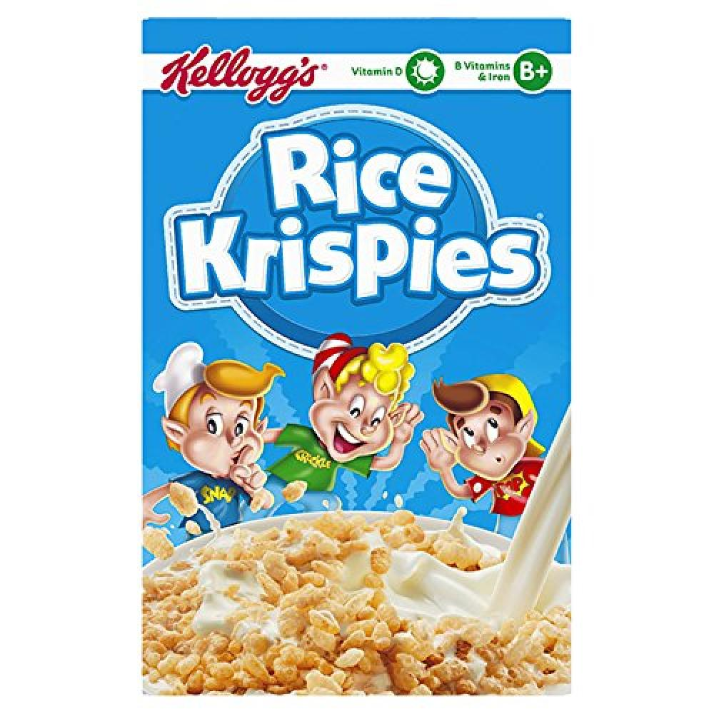 Kelloggs Rice Krispies Cereal 340 g