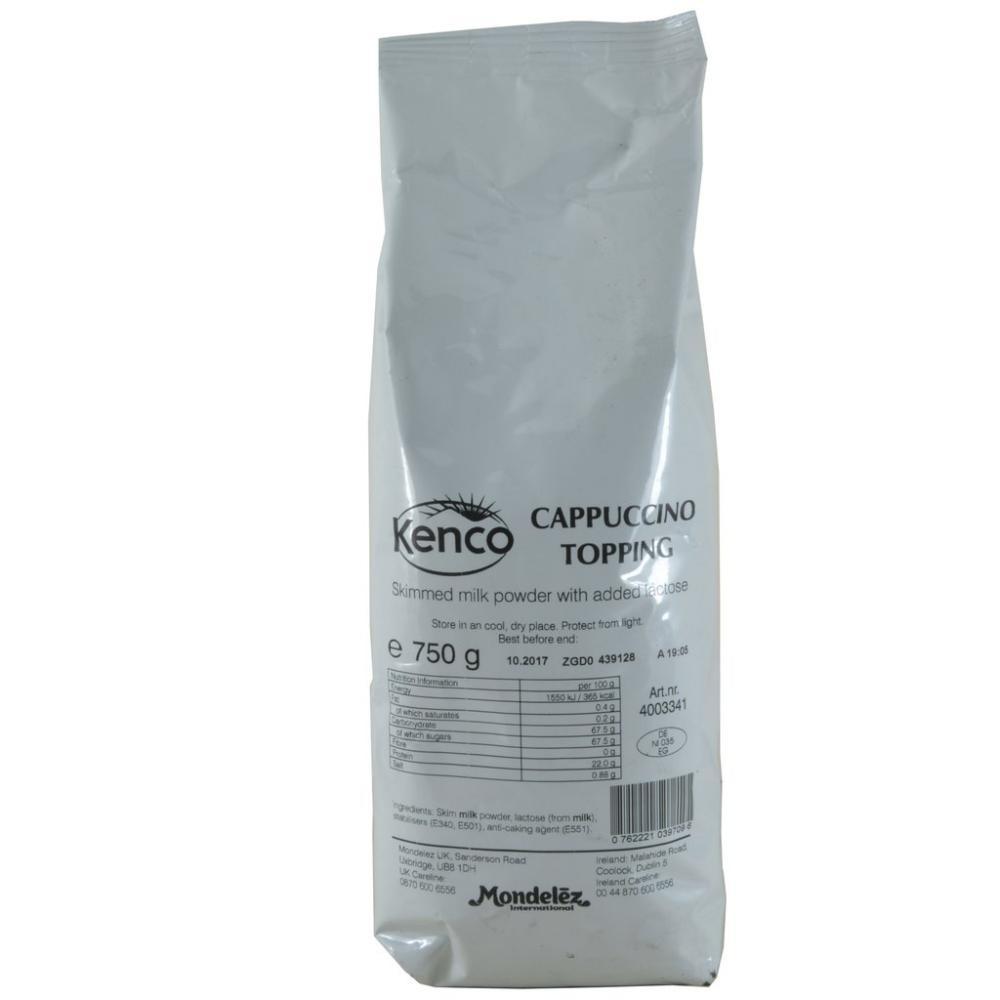 Kenco Cappuccino Topping 750g