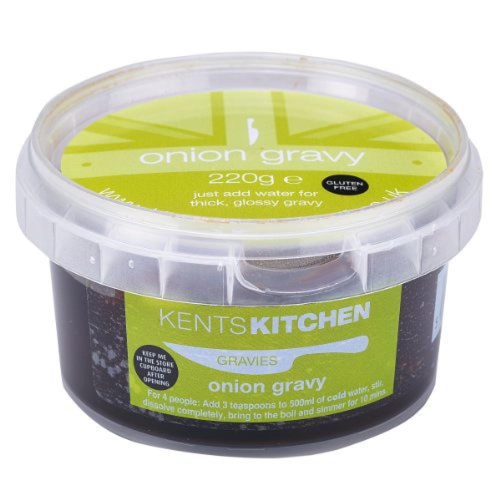 Kents Kitchen Onion Gravy 220 g