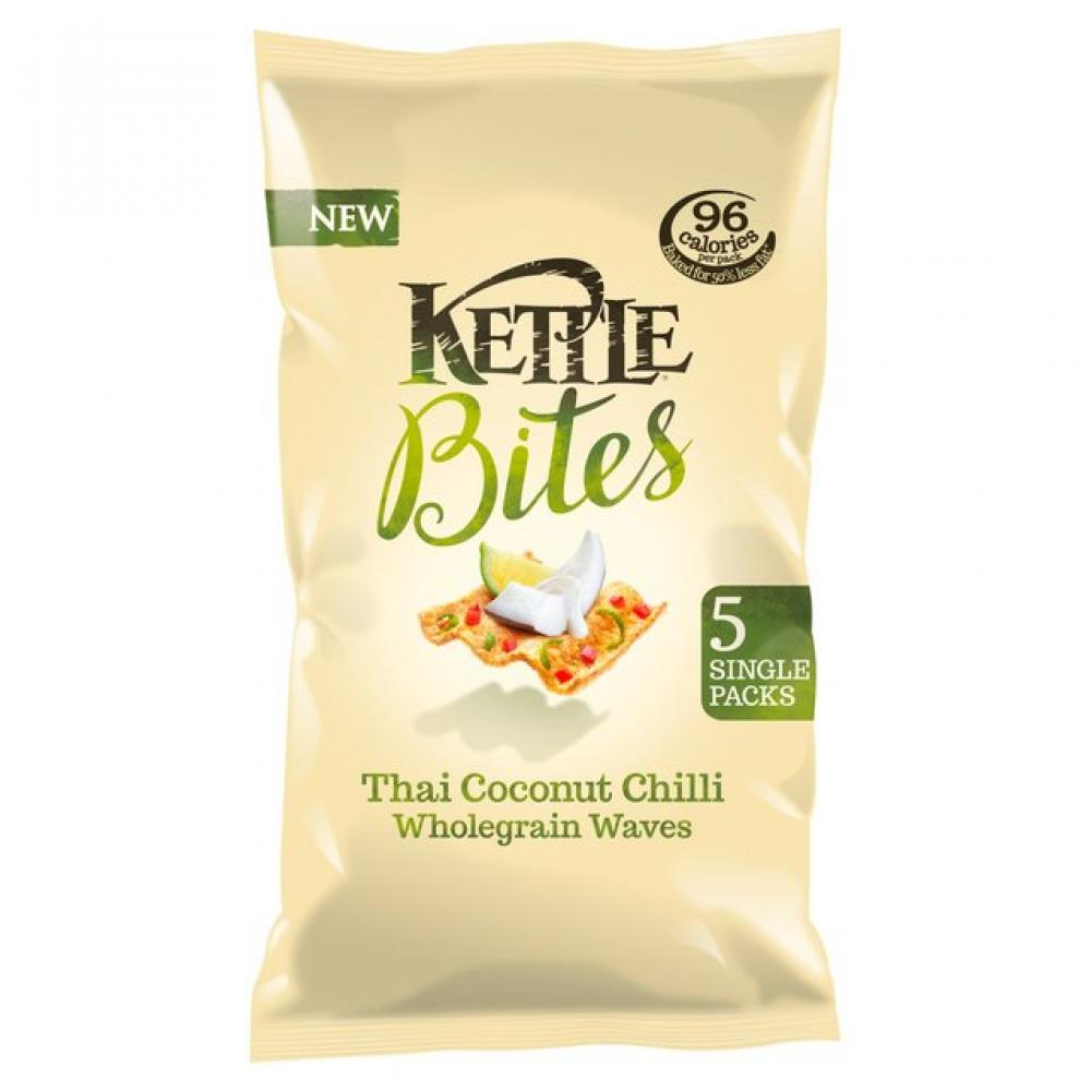 Kettle Bites Coconut Lime And Chilli 22g x 5