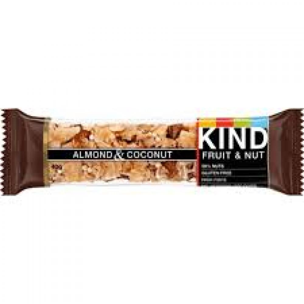 Kind Almond and Coconut Bar 40 g