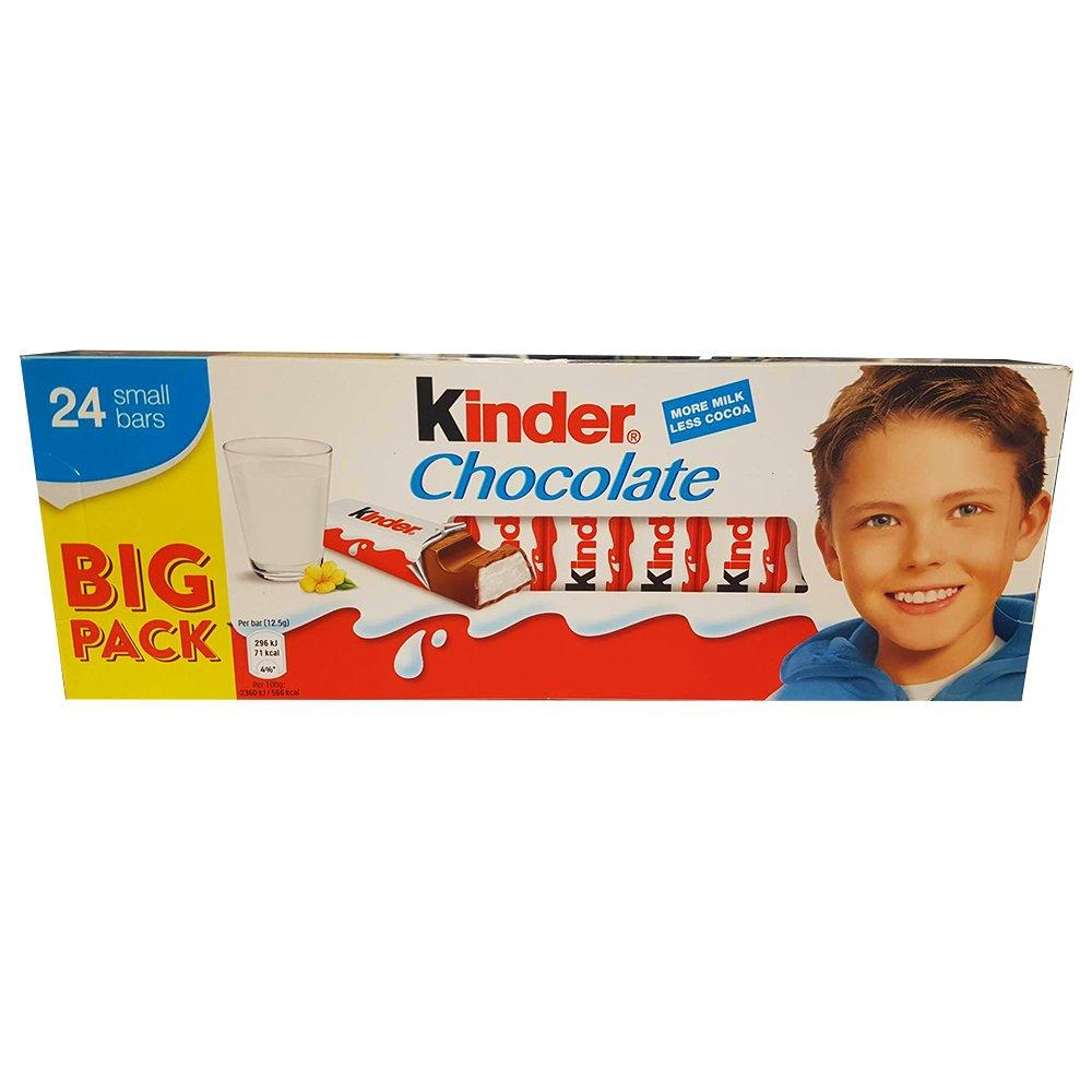 Kinder Chocolate 24 x 12.5g