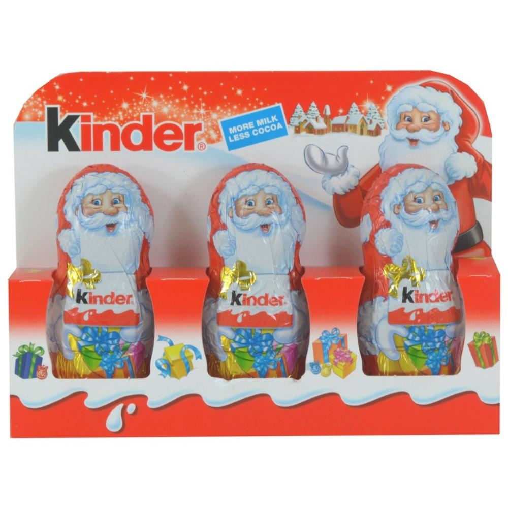 Kinder Christmas Mini 3 Figures 45g