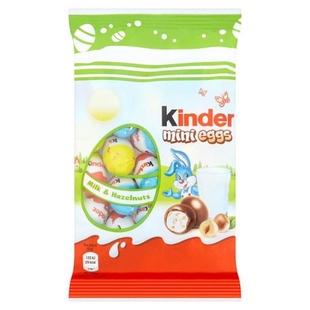 Kinder Mini Eggs 75g 75g