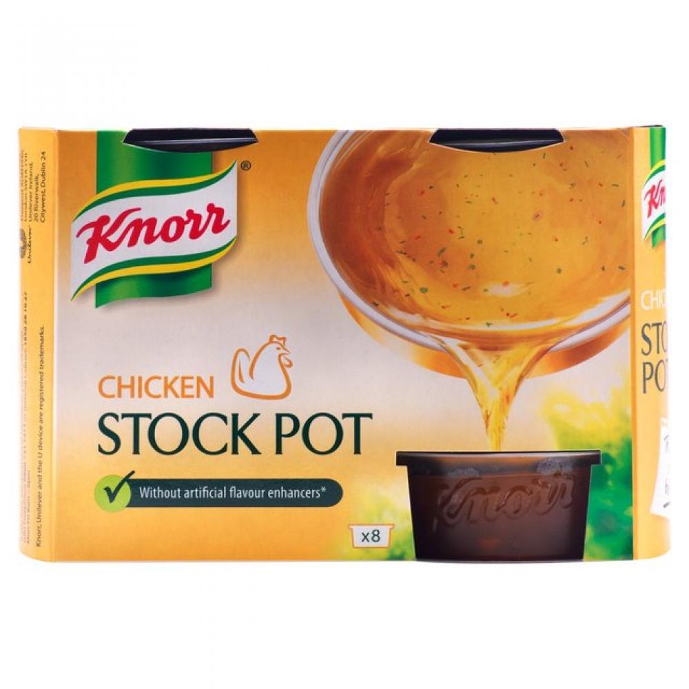 Knorr Chicken Gravy Pot 28g x 8