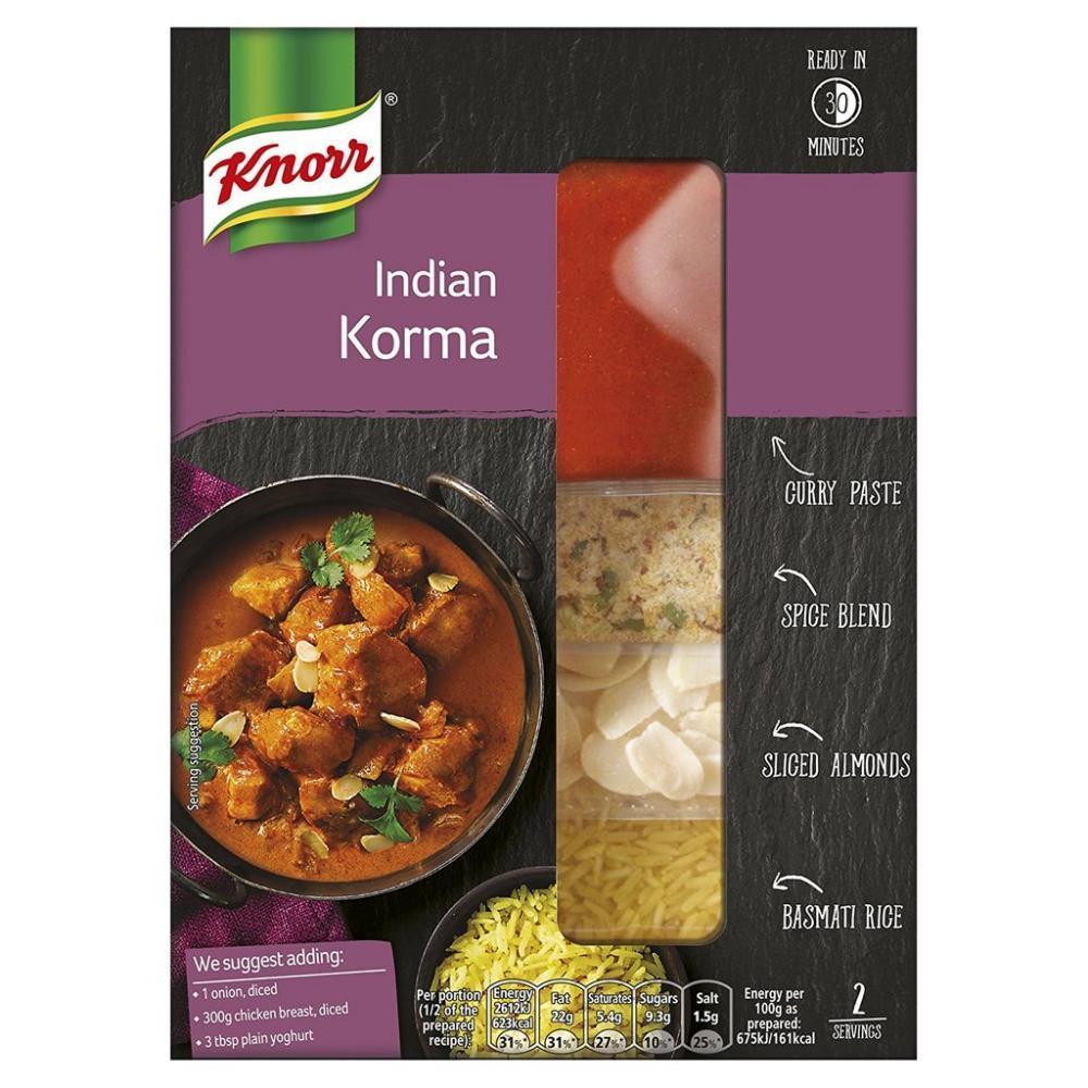 Knorr Indian Korma Meal Kit 185g