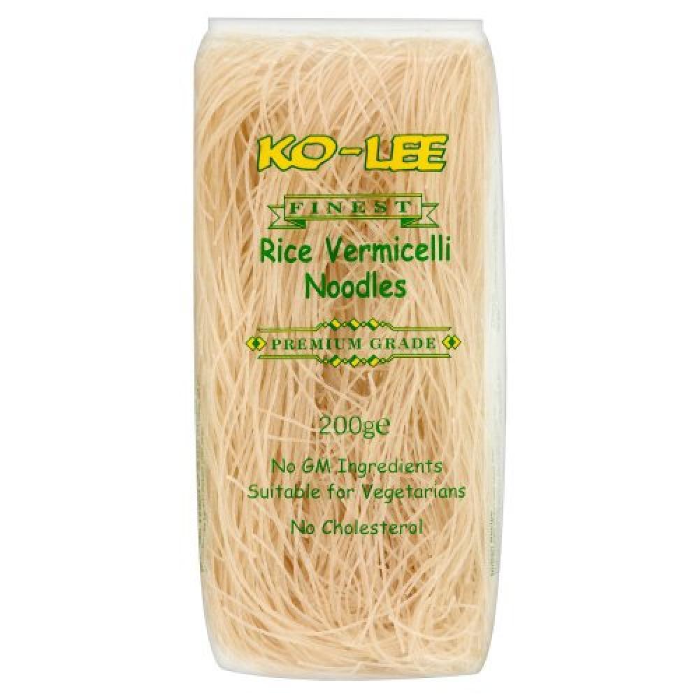 Ko-lee Rice Vermicelli Noodles 200g