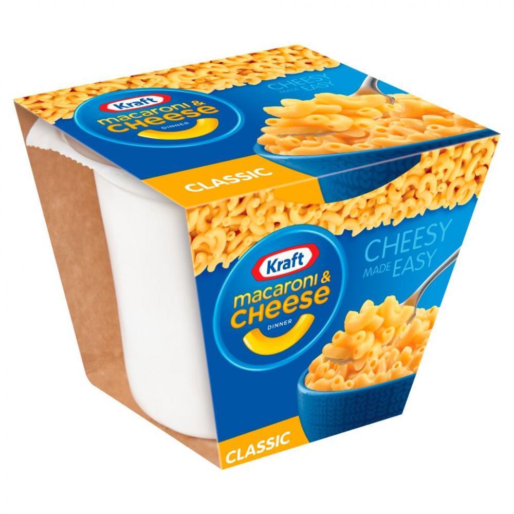 Kraft Macaroni and Cheese Classic 330g