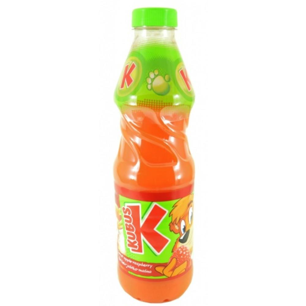 Kubus Carrot Raspberry And Apple Juice Drink 900ml