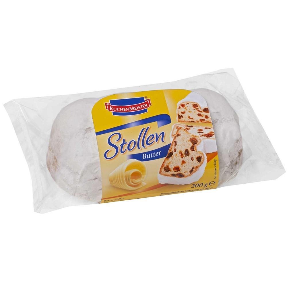 Kuchen Meister Butter Stollen 180g