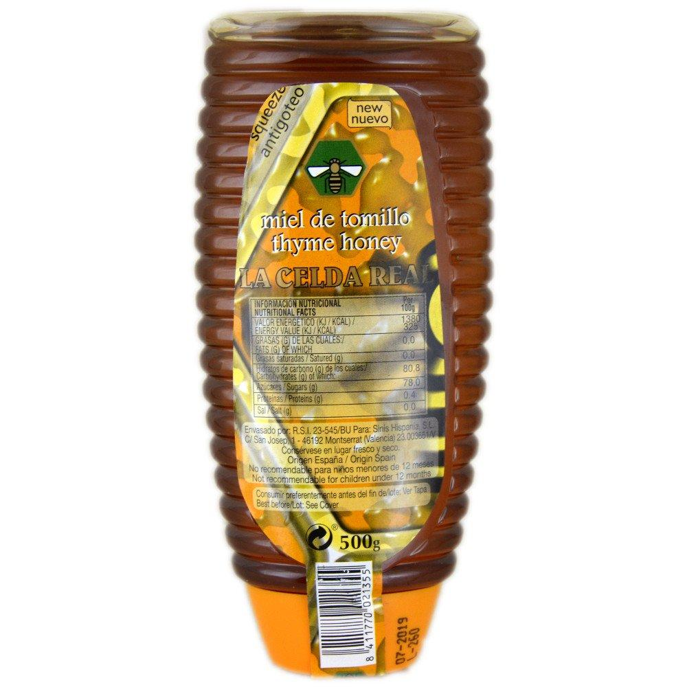 La Celda Real Polyflower Honey 500g