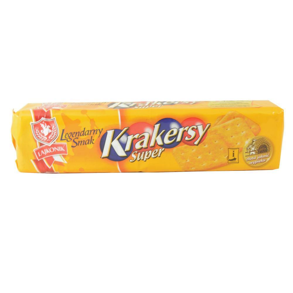 Lajkonik Krakersy Super 180g 180g