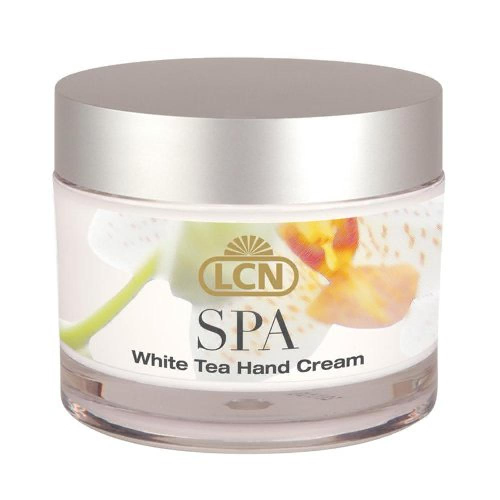 LCN SPA White Tea Hand Cream with Orchid Extracts 50ml