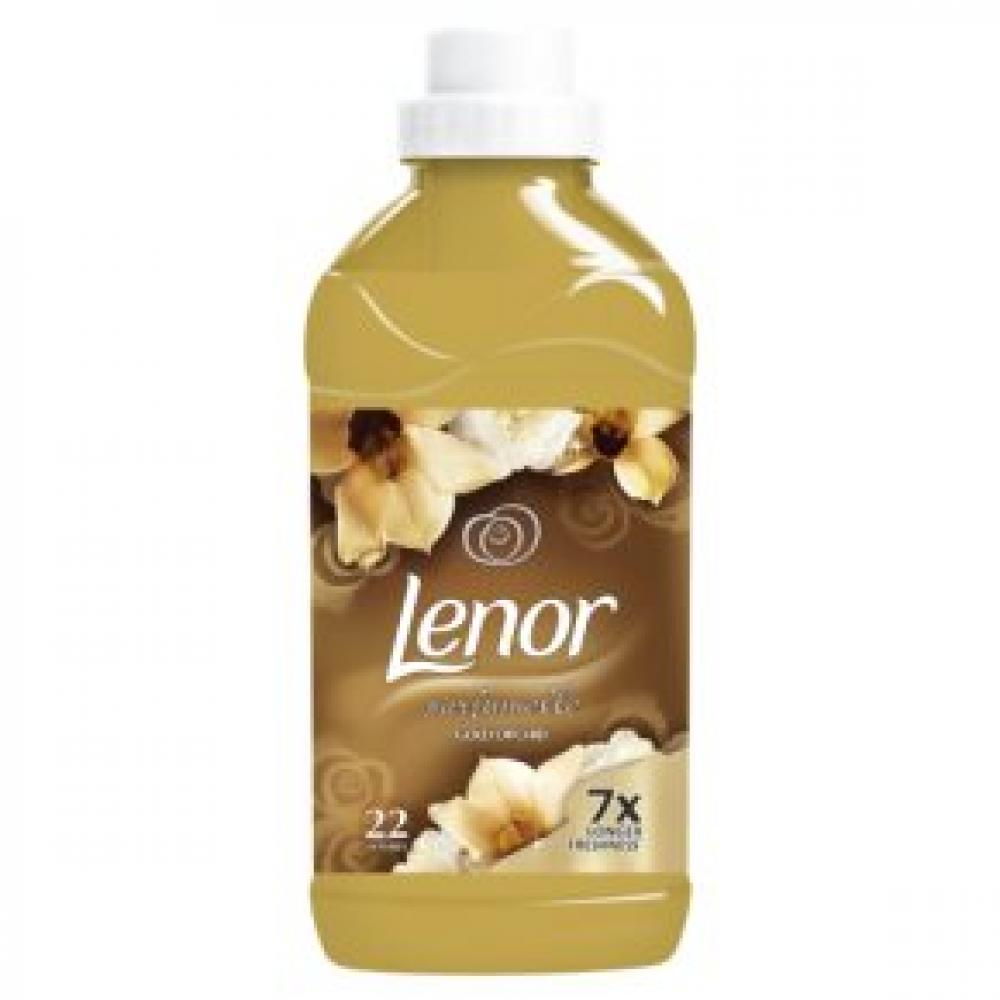 Lenor Conditioner Concentrate Gold Orchid 22 Washes 550ml