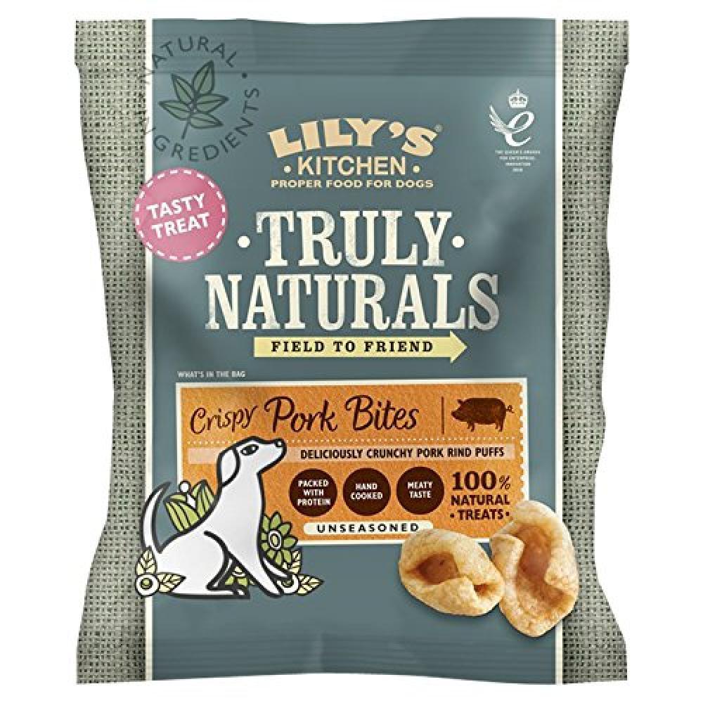 Lilys Kitchen Truly Naturals Pork Bites 22g