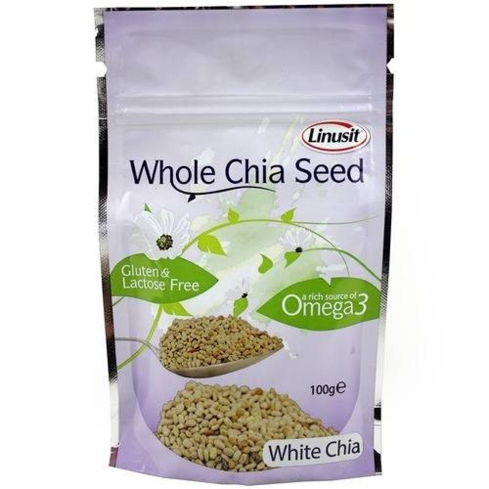 Linusit Whole Chia Seed 100g