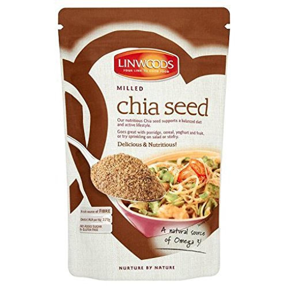 Linwoods Chia Seed 200g
