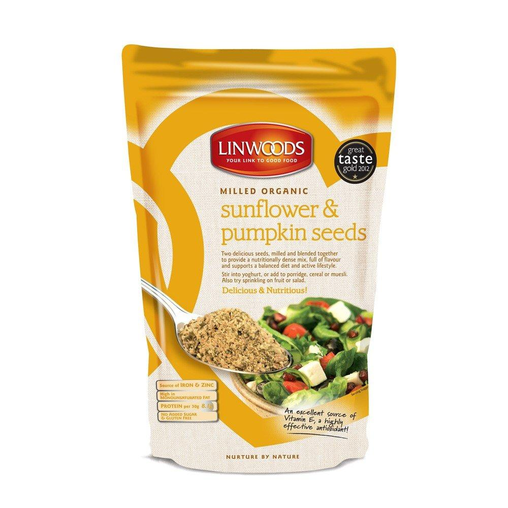 Linwoods Milled Sunflower and Pumpkin Seeds 425g